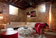 Torre Almonte / Double dream between Middle Ages and Design! historic house in Italy