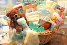 Baby Gift Basket Ideas / Baby Gift Basket Ideas