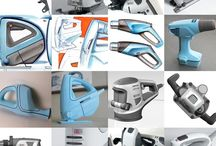 Sketching - Power Tools & Hand Tools / by Laut Design Inc