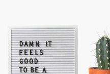 for letter board sayings