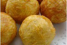 Patatesli toplar
