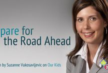 Driving Experts / Suzanne Vukosavljevic - driving expert from Young Drivers of Canada driving school https://www.yd.com