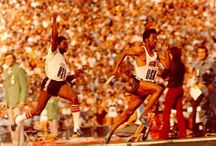 Famous Athletes / Track elite