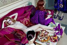 Entertaining: Afternoon Tea / by Roberta Pasciuti