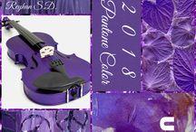 Ultra Violet - 2018 Pantone Colour