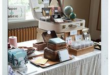 Craft displays / Ideas on how to display your Craft at a gala or fund raising event