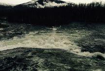 Thin air / Swedish mountains