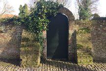 Gates / walls