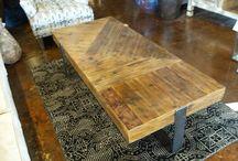 Rustic Furniture / Current showroom offerings