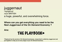 The On Demand Economy Playbook / Know everything you need to be a Unicorn in the On Demand Economy