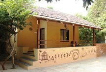Aryan Eco Resort /  Aryan wellness Retreat is nestled among farmlands in Jalgaon District, Maharashtra. Amidst the busyness that is life, we believe that you deserve a destination to sooth your body, mind and soul. A place where you have room to breathe, think and explore yourself.