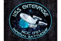 Star Trek Gifts / http://www.cafepress.com/profile/thetshirtpainter   --search star trek to see all my Star Trek art on products / by The Tshirt Painter