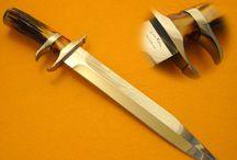 big bear sub hilt knife style