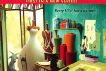 Magical Dressmaking Mystery Series / by Misa Ramirez