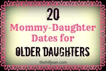 Dates / by Gettin' Crafty Stampin'