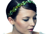Head Bands / by Avice Whittall