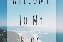 My Blog Posts