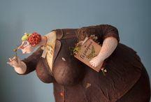 Катя Гусева куклы