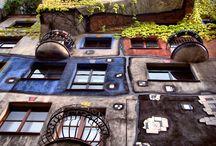 Дом Хундертвассера: главная «зелёная» достопримечательность Вены