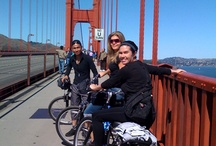 San Francisco / Bike Tours through San Francisco and Sonoma County is the best way to see amazing attractions and beautiful views.