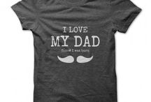 Father'sday / I love my DAD, if you love your DAD, this shirt is for him