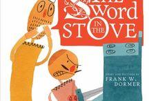Picturebooks: Odd Stories