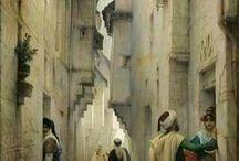 Peintres Orientaliste
