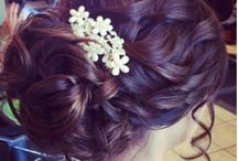 Prom/formal hair / by Annie Marie Rogers