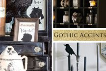 Victorian Gothic - Room, Decor  / by Morgan Andrews