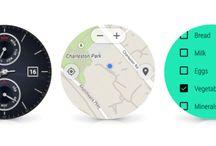 Android wear / Todas las novedades acerca del sistema operativo de Google para los smartwatches, Android wear.