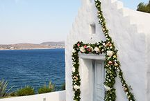Greek Wedding Inspirations / Would you ever consider getting married the traditional Greek way??? Maybe not a religious wedding but all the rest that goes with it????