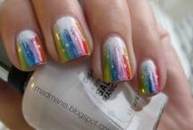 awsome nails / by Nikki Schultz