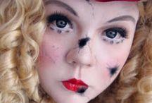 Doll Make-up