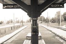 Ref. Set - Old Train Station