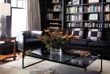 Living rooms/Sitting areas / by Michelle Lewis