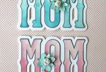i {heart} Heidi Swapp: Projects and Products I love / Heidi Swapp paper projects and products.
