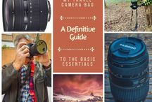 My Travel Camera Bag - A definitive guide to the Basic Essentials