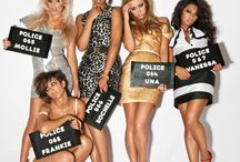 The Saturdays :) / Amazing girl band totally love them :D xxx