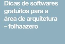 dicas de software  para arquitetos