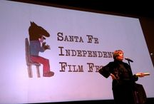 "Santa Fe Independent Film Festival / The Santa Fe Independent Film Festival has been called ""a Young Sundance"".  Santa Fe residents Shirley MacLaine and George R.R. Martin (Game of Thrones) both received Lifetime Achievement Awards at the 2014 festival.  / by La Posada de Santa Fe, a Luxury Collection Resort & Spa"