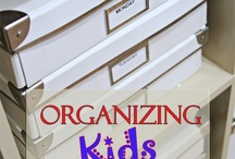 organizing-children / by ambiafoot forward