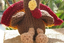 Crochet/Knitting / by Rebecca Hill