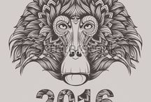 chinese horoscope - monkey