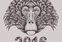 chinese horoscope - monkey