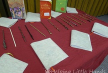 Harry Potter Party ideas / Harry Potter Partyy ideas / by Sarah Crowe