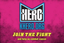 Spread The Word / Help Spread The Word! Join the fight against Cancer. Join the K-HERO Army by donating to our Indie Go Go http://igg.me/at/khero-clothing/x/2605095 / by K-HERO Clothing