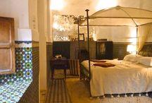 Riad Edward, Marrakech / http://monmarocguide.com/portfolio/index.html