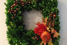 Contemporary Wreaths / by Patricia Evans