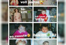 ich als baby / omg so cute and crazy *in Deutschland geboren & aufgewachsen*