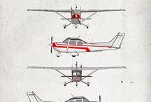 Cessna 172 paint schemes